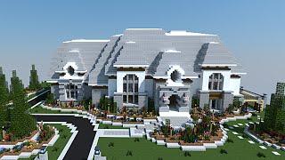 getlinkyoutube.com-Minecraft 2 maisons pour le prix d' une :p
