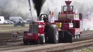 getlinkyoutube.com-Pro Stock 3,5t @ Brande DK 2015 Tractor Pulling