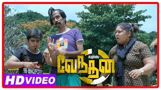 getlinkyoutube.com-Kalai Vendhan Tamil Movie | Comedy Scenes | Ajay | Sanam | Aarthi | Manobala