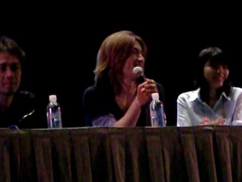 Kawaii-Kon 2010: Japanese Seiyuu Panel (Rukia: I love you)