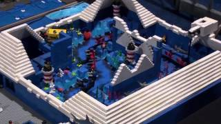 getlinkyoutube.com-Lego Fair Rides and attractions