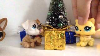 getlinkyoutube.com-LPS Christmas Special❄️