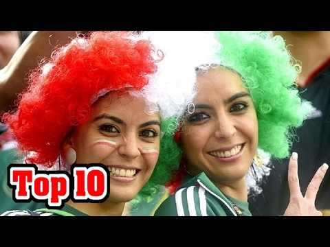 Top 10: Interesting Facts About Mexico