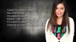 I'm Scared to Death - Kz Tandingan - Lyrics [HD]