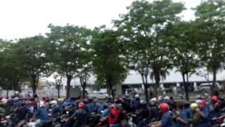 getlinkyoutube.com-Demo buruh di kawasan MM2100