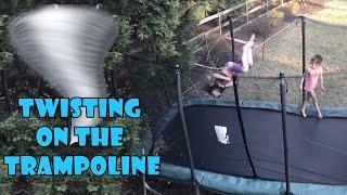 getlinkyoutube.com-Twisting on the Trampoline 🌪️ (WK 321.2) | Bratayley
