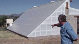 getlinkyoutube.com-How To Construct A Maintanance-Free Solexx Greenhouse
