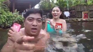 Master Z and Abbie Tolentino Uminit Sa Ilog
