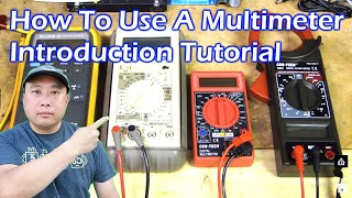 getlinkyoutube.com-How To Use a Multimeter - Tutorial Guide - Video 1
