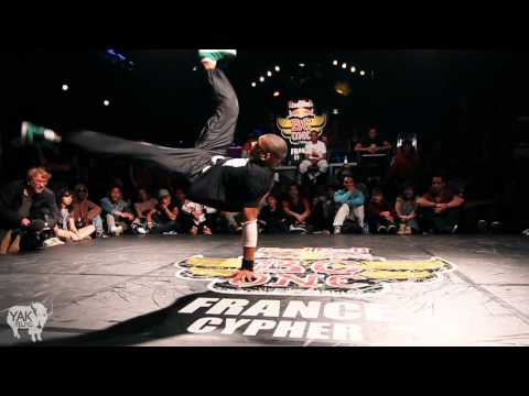 "Red Bull BC One Cypher FRANCE Recap | YAK FILMS 1 on 1 Bboy Battle | KRADDY Music ""No Comply"""