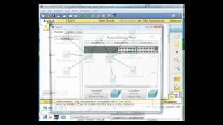 getlinkyoutube.com-Configure VLANs and Trunks using Packet Tracer - Cisco CCNA Part1