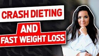 getlinkyoutube.com-Why Crash Dieting Makes You Gain Body Fat- Gauge Girl Training