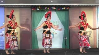 getlinkyoutube.com-Bazar Solidario 2015 - Tari Yapong