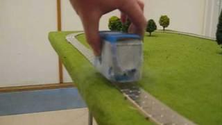 getlinkyoutube.com-KTH Royal Institute of Technology - Superconducting Maglev Train Model