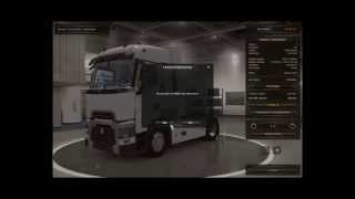 getlinkyoutube.com-Euro Truck Simulator 2 Mod: Renault Range T