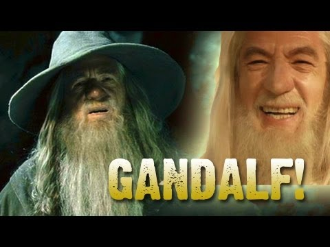 Lord of the Rings: Gandalf .GIF Megamix