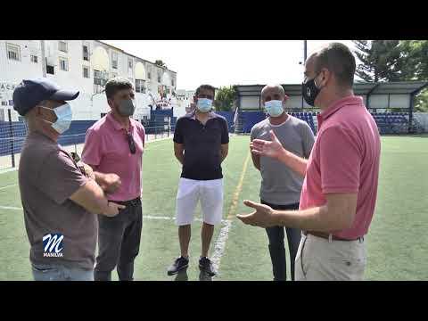 Vuelve la Liga de Aficionados de Fútbol 7 de Manilva