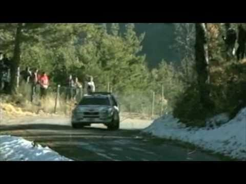WRC Rally Monte Carlo 1986 Group B (deel 4)