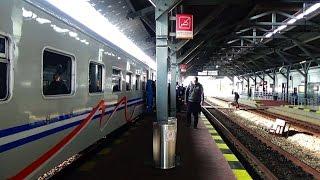 Perjalanan Estafet Naik 4 Kereta Api Secara Beruntun - Trip 2 KA Kamandaka (Tegal-Purwokerto)