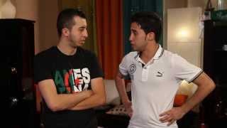 Anes Tina , Le facebook en Algérie avec MGDZ , الفيسبوك الجزائري