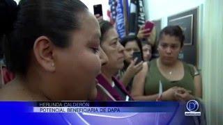 Presión en el capitolio inmigrantes alzan su voz ante los republicanos