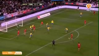 getlinkyoutube.com-خلاصه بازی: سوئد ۳-۱ ایران iran - sweden