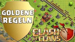 getlinkyoutube.com-Die goldenen Regeln von Clash of Clans [Deutsch/German HD]