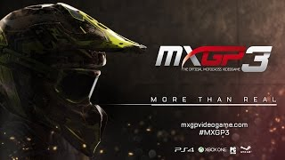 MXGP3 - Bejelentés Trailer