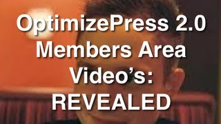 getlinkyoutube.com-OptimizePress 2 0 Review Members Area OptimizePress 2 0 Review Full Training