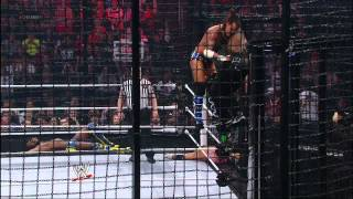 getlinkyoutube.com-Raw Elimination Chamber Match: Elimination Chamber 2012 -