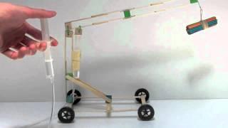getlinkyoutube.com-Easy hydraulic machine