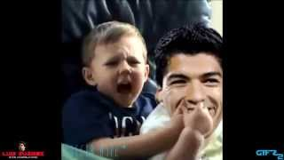 getlinkyoutube.com-Luis Suarez Bite Compilation 2014 world cup | Gifs with sound 2014 | GWS4ALL