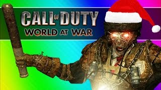 getlinkyoutube.com-Christmas Zombies! (Call of Duty WaW Zombies Custom Maps, Mods, & Funny Moments)