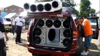 getlinkyoutube.com-Ev Speakers Sound Car Competition