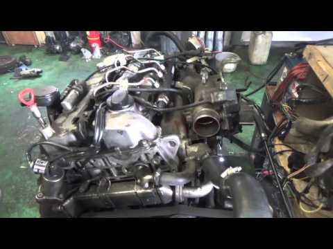 Проверка давления масла в двигателе D20DT Евро 4 - 664951 12567226 Актион, Кайрон