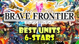 getlinkyoutube.com-Brave Frontier - Best Units! - How to get Rare Summons 5/6-star Review Guide Tips - Android iOS