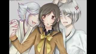 getlinkyoutube.com-Speed Paint - kamisama hajimemashita Mizuki, Nanami and Tomoe
