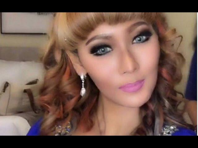 TANGIS BAHAGIA - INUL DARATISTA# karaoke dangdut ( tanpa vokal ) cover #adisID