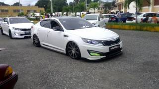 "getlinkyoutube.com-San Cristóbal MEET ""KIA K5 TUNING"""