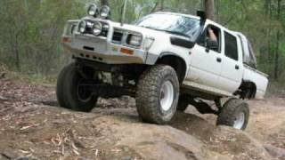 getlinkyoutube.com-Ourimbah State Forest 4wding