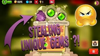 STEALING UNIQUE GEMS ?! | King of Thieves | LikeKrystal