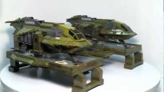 getlinkyoutube.com-25 Custom Builds - Goodwill Hunter's Halo Mega Bloks Collection 2011-2012