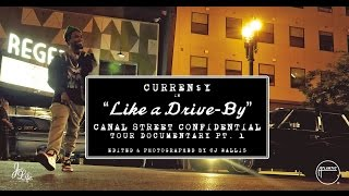 Curren$y - Canal Street Confidential Tour Documentary (Part 1)
