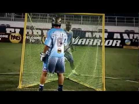 Major League Lacrosse 2012 Skills Competition