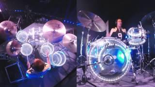 getlinkyoutube.com-Fall Out Boy - Centuries - Drum Cover - Dallas Cowboys Edition