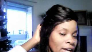 getlinkyoutube.com-lace wig (bad bond)