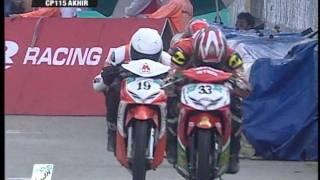 getlinkyoutube.com-Round 3 - CP115 Final (Full Race) - 2011 PETRONAS Malaysian Cub Prix Championship