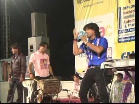 Vikram Thakor Mamta Soni - Gujarati Garba Songs LIve 2012 - Day10 - Part 12
