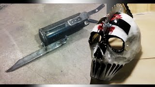 getlinkyoutube.com-50 MIND BLOWING homemade Zombie Weapons! Zombie Survivor Show Ep. 7 | Zombie Go Boom