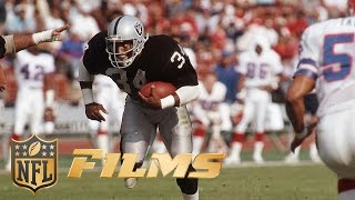 getlinkyoutube.com-#5 Bo Jackson | Top Ten: Fastest Players | NFL Films